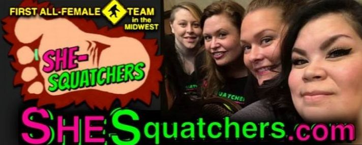 SheSquatchers the irst all female bigfoot team in the midwest - SheSquatchers.com